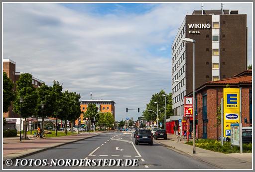 Hamburger Straße Henstedt Ulzburg