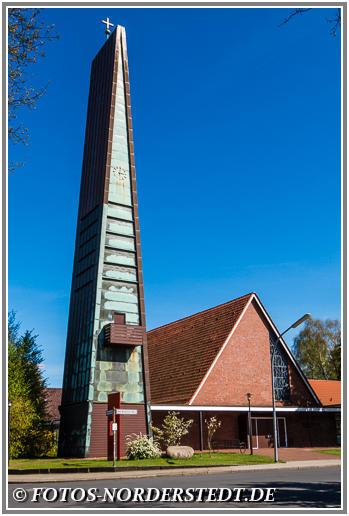 Paul Gerhardt Kirche Norderstedt